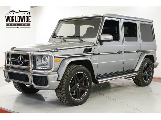 2015 Mercedes-Benz G63 (CC-1315421) for sale in Denver , Colorado