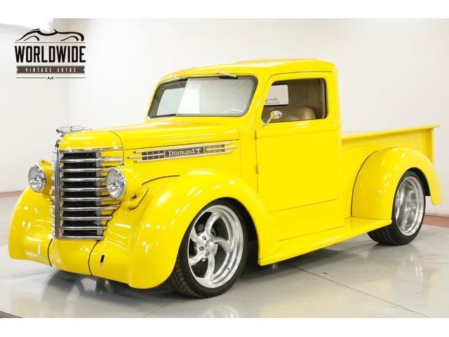 1948 Diamond T Pickup (CC-1315425) for sale in Denver , Colorado