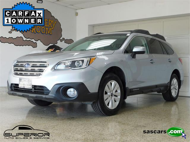 2017 Subaru Outback (CC-1315426) for sale in Hamburg, New York