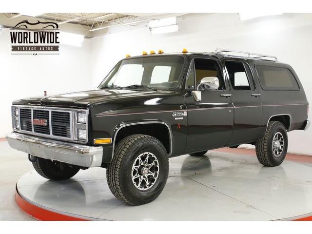 1987 GMC Suburban (CC-1315429) for sale in Denver , Colorado
