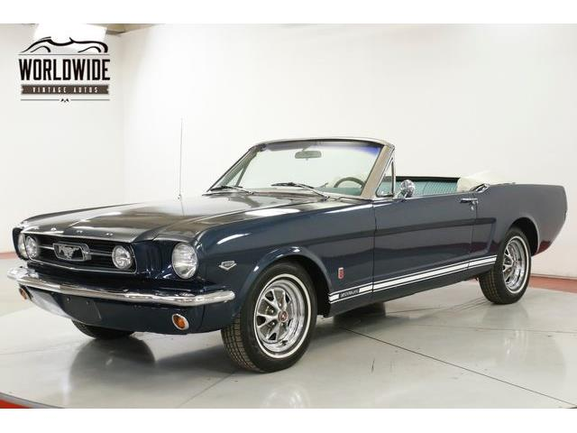 1966 Ford Mustang GT (CC-1315432) for sale in Denver , Colorado