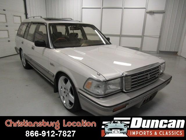 1991 Toyota Crown (CC-1315439) for sale in Christiansburg, Virginia