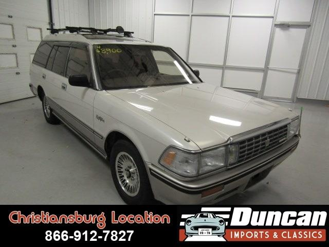 1989 Toyota Crown (CC-1315462) for sale in Christiansburg, Virginia