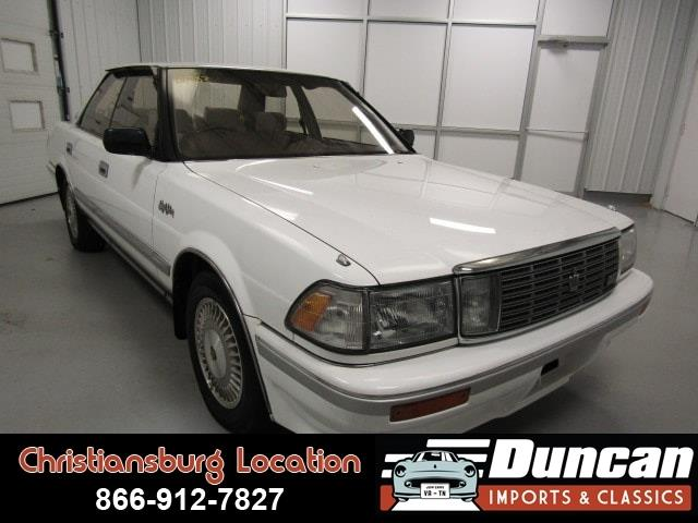 1991 Toyota Crown (CC-1315465) for sale in Christiansburg, Virginia