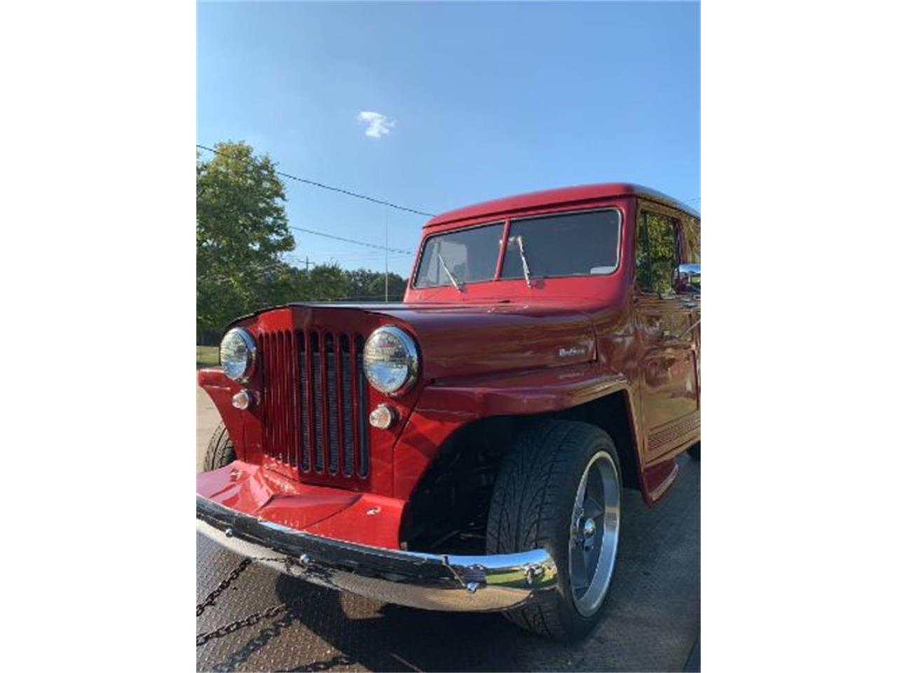 1949 Willys Wagon (CC-1315475) for sale in Cadillac, Michigan