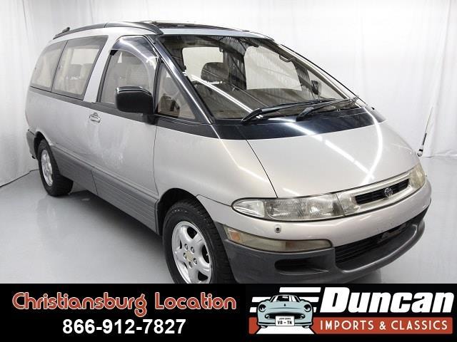 1993 Toyota Estima (CC-1315476) for sale in Christiansburg, Virginia