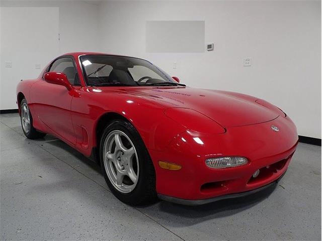 1993 Mazda RX-7 (CC-1315478) for sale in Greensboro, North Carolina