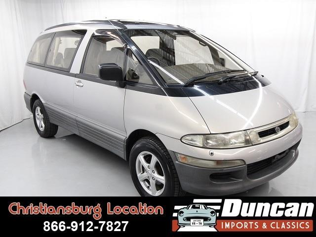 1992 Toyota Estima (CC-1315482) for sale in Christiansburg, Virginia
