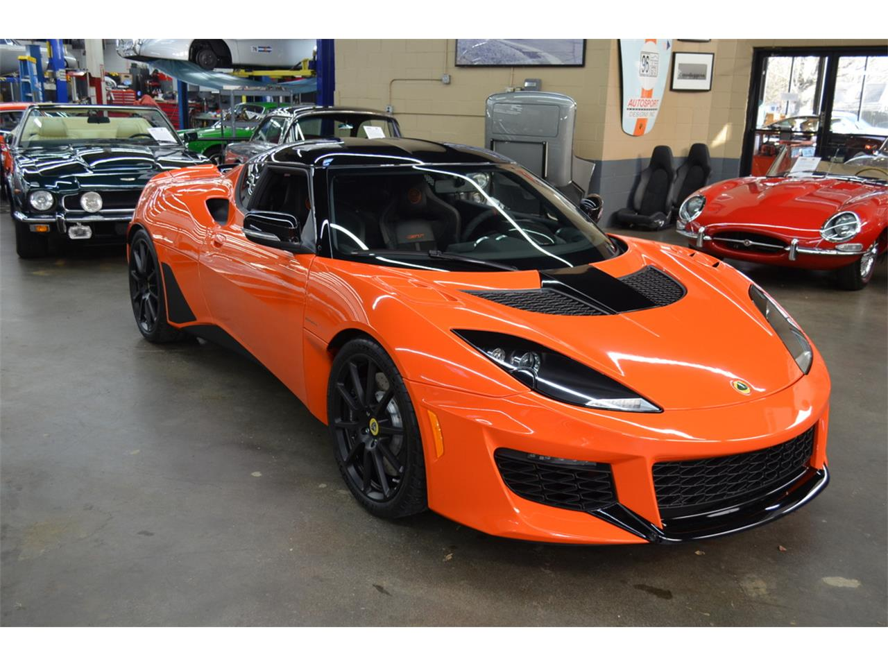 2020 Lotus Evora (CC-1310549) for sale in Huntington Station, New York