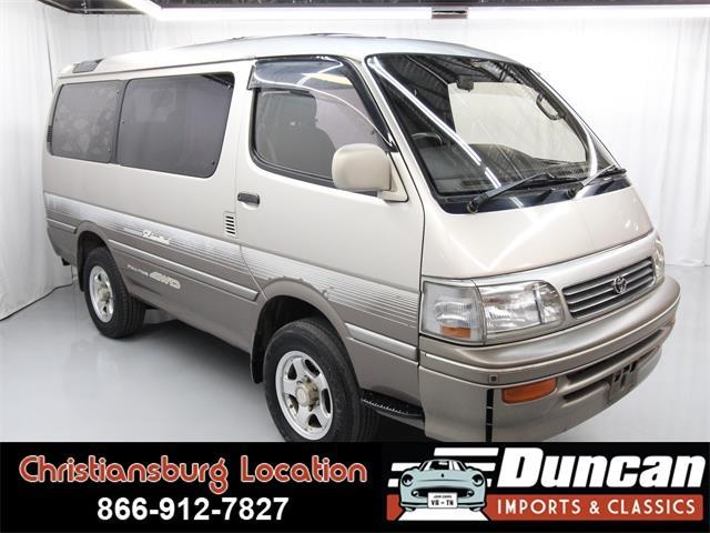 1994 Toyota Hiace (CC-1315494) for sale in Christiansburg, Virginia