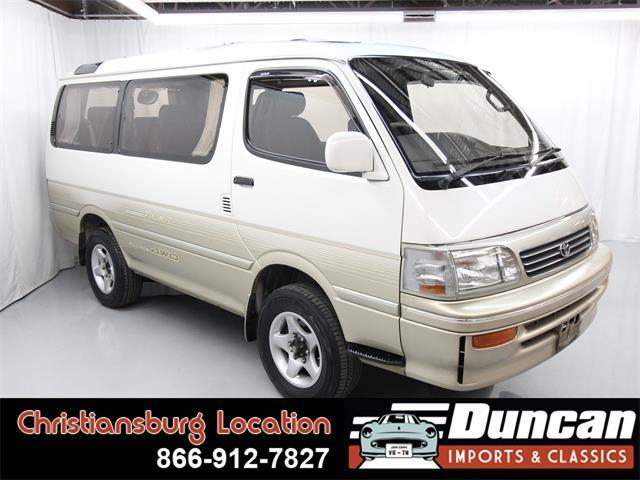 1993 Toyota Hiace (CC-1315496) for sale in Christiansburg, Virginia