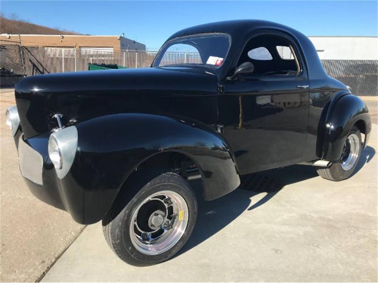 1941 Willys Coupe (CC-1310055) for sale in Cadillac, Michigan