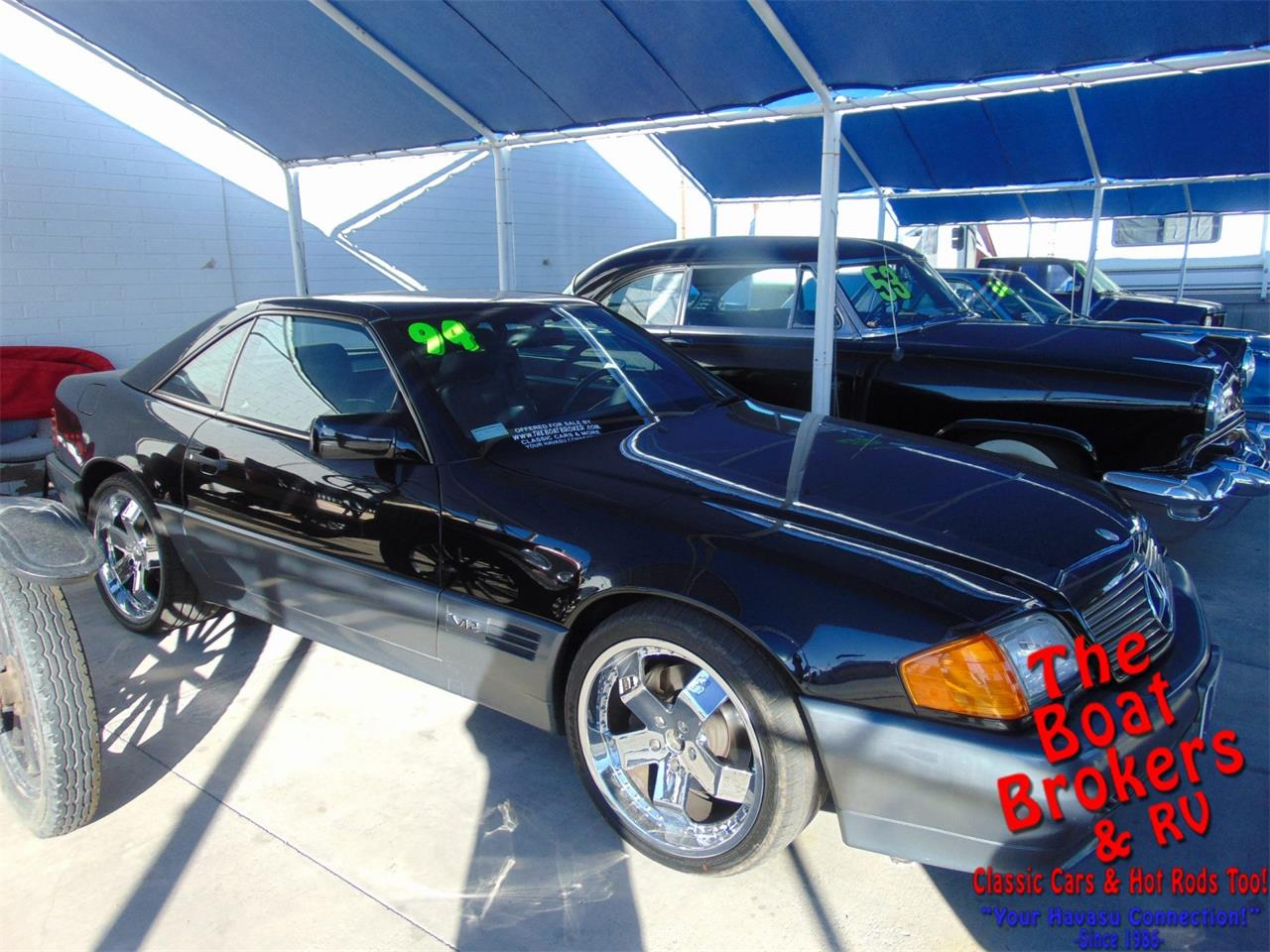 1994 Mercedes-Benz SL600 (CC-1315500) for sale in Lake Havasu, Arizona