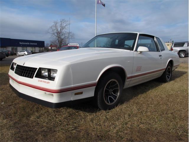 1988 Chevrolet Monte Carlo (CC-1315501) for sale in Troy, Michigan