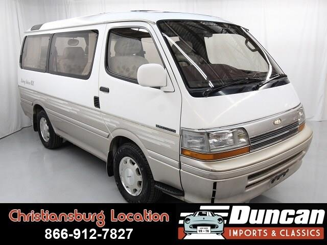 1993 Toyota Hiace (CC-1315508) for sale in Christiansburg, Virginia