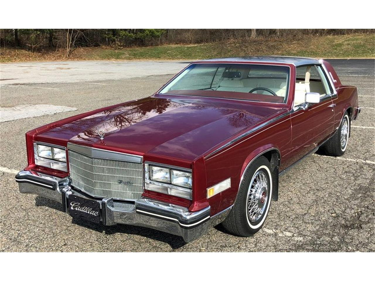 1985 Cadillac Eldorado (CC-1315509) for sale in West Chester, Pennsylvania