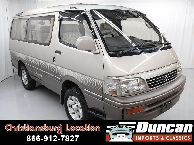 1993 Toyota Hiace (CC-1315512) for sale in Christiansburg, Virginia