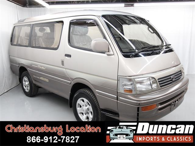 1994 Toyota Hiace (CC-1315514) for sale in Christiansburg, Virginia