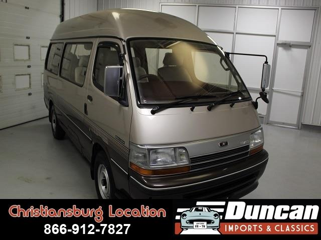 1991 Toyota Hiace (CC-1315517) for sale in Christiansburg, Virginia