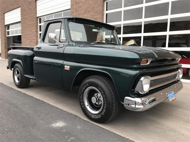 1966 Chevrolet C10 (CC-1315518) for sale in Henderson, Nevada