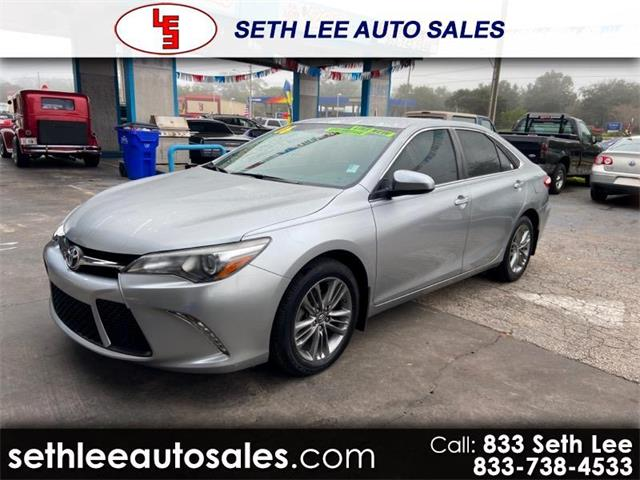 2016 Toyota Camry (CC-1315519) for sale in Tavares, Florida