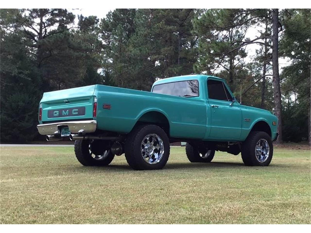 1972 GMC Pickup (CC-1315522) for sale in Clarksburg, Maryland