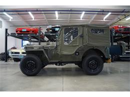 1947 Willys CJ2 (CC-1315529) for sale in Torrance, California