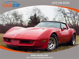 1980 Chevrolet Corvette (CC-1315532) for sale in Indianapolis, Indiana