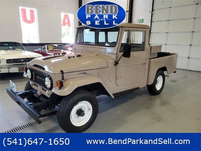 1964 Toyota Land Cruiser FJ45 (CC-1310554) for sale in Bend, Oregon