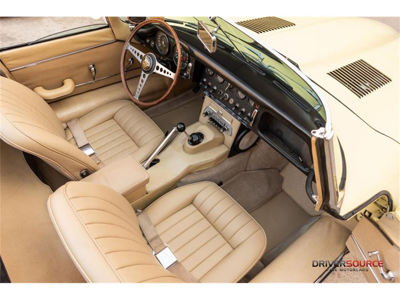 1965 Jaguar E-Type (CC-1315541) for sale in Houston, Texas