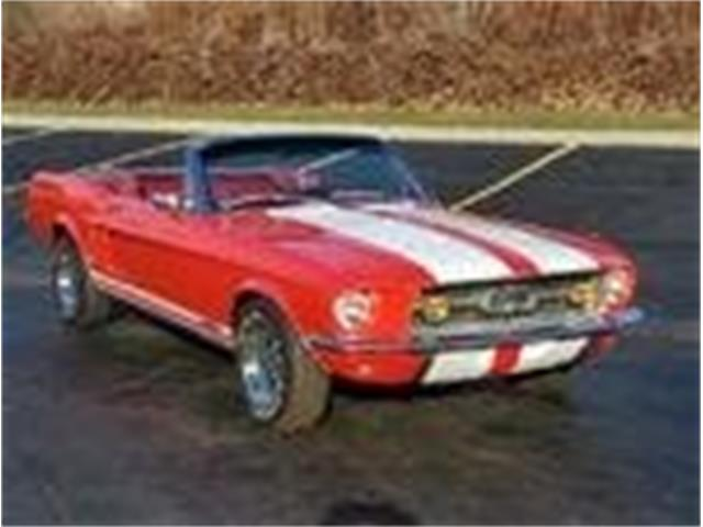 1967 Ford Mustang (CC-1315549) for sale in Carrollton, Texas