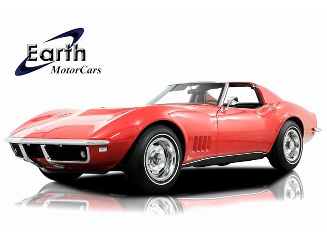 1968 Chevrolet Corvette (CC-1315551) for sale in Carrollton, Texas