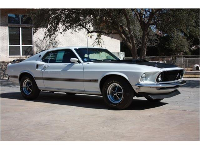 1969 Ford Mustang (CC-1315554) for sale in Carrollton, Texas