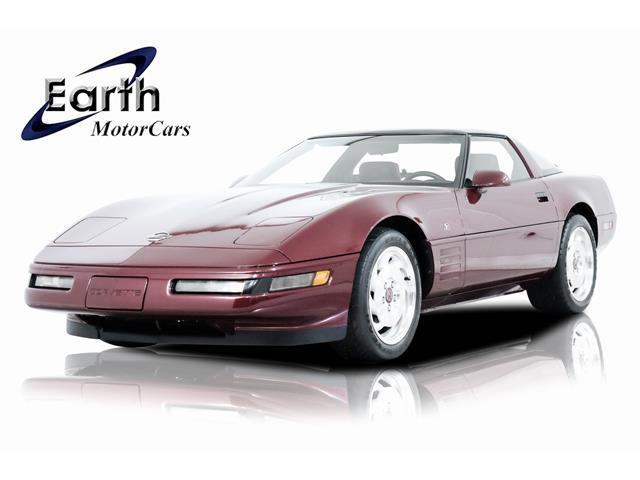 1993 Chevrolet Corvette (CC-1315556) for sale in Carrollton, Texas