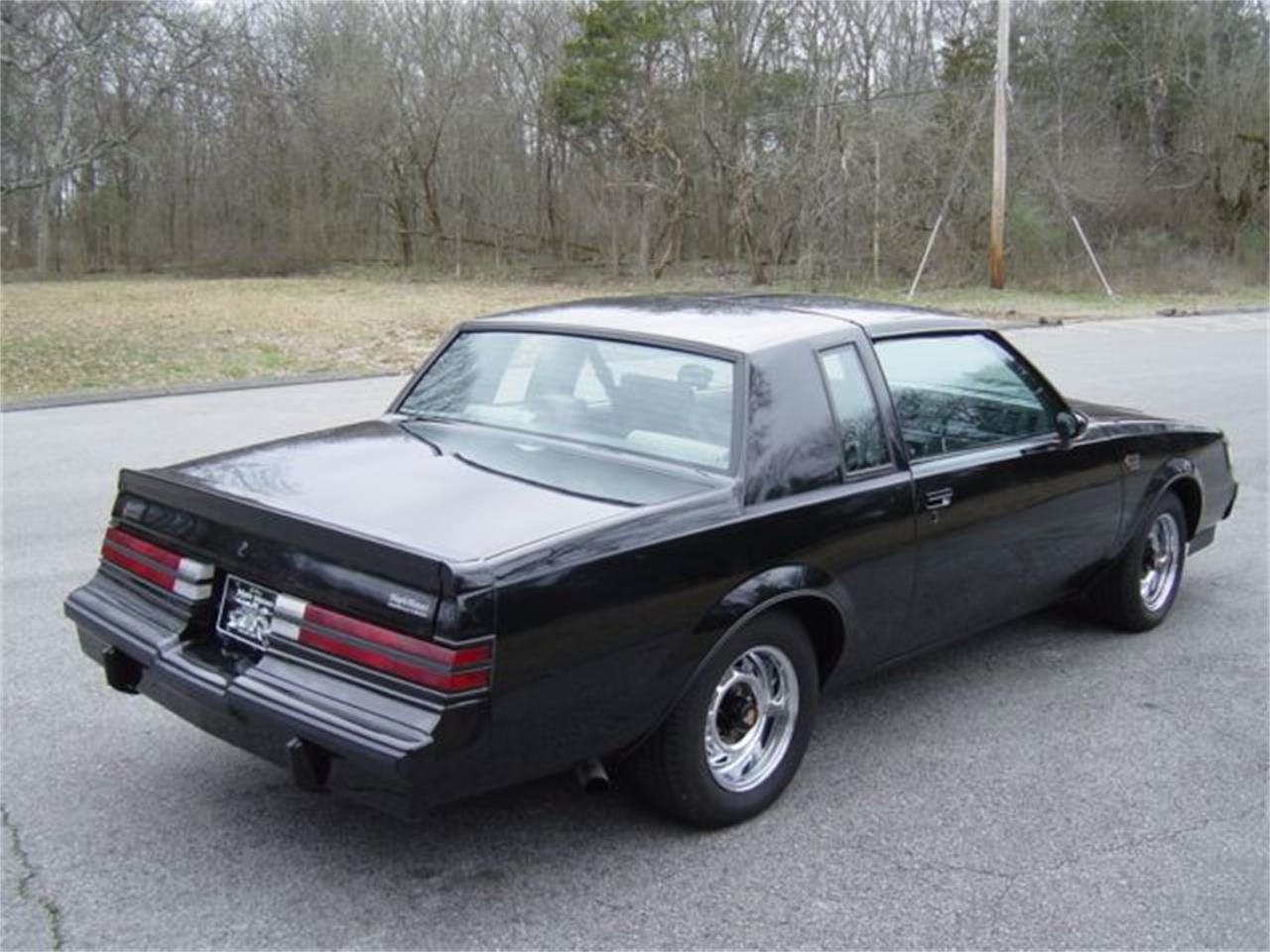 1987 Buick Grand National (CC-1315566) for sale in Hendersonville, Tennessee