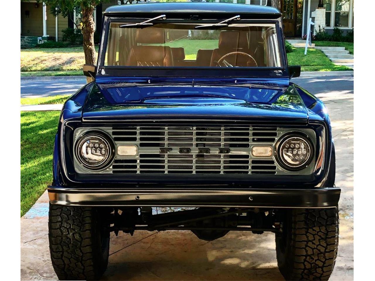 1966 Ford Bronco (CC-1315574) for sale in Dallas, Texas