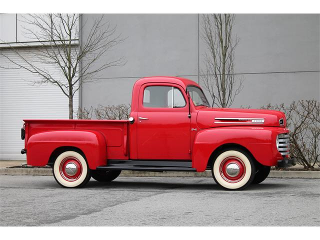 1949 Ford F1 (CC-1315579) for sale in Allentown, Pennsylvania