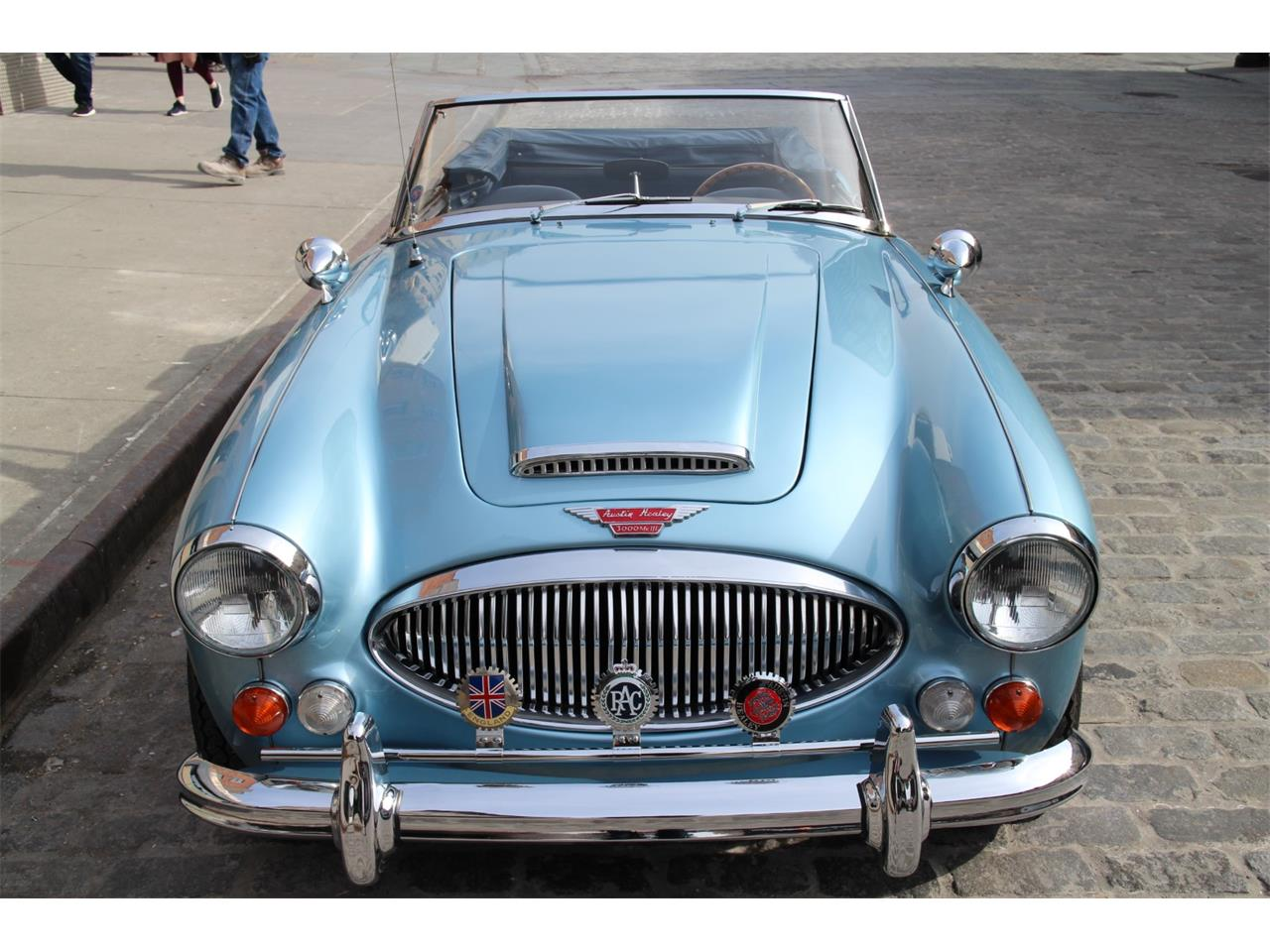 1967 Austin-Healey 3000 Mark III BJ8 (CC-1315583) for sale in New York, New York