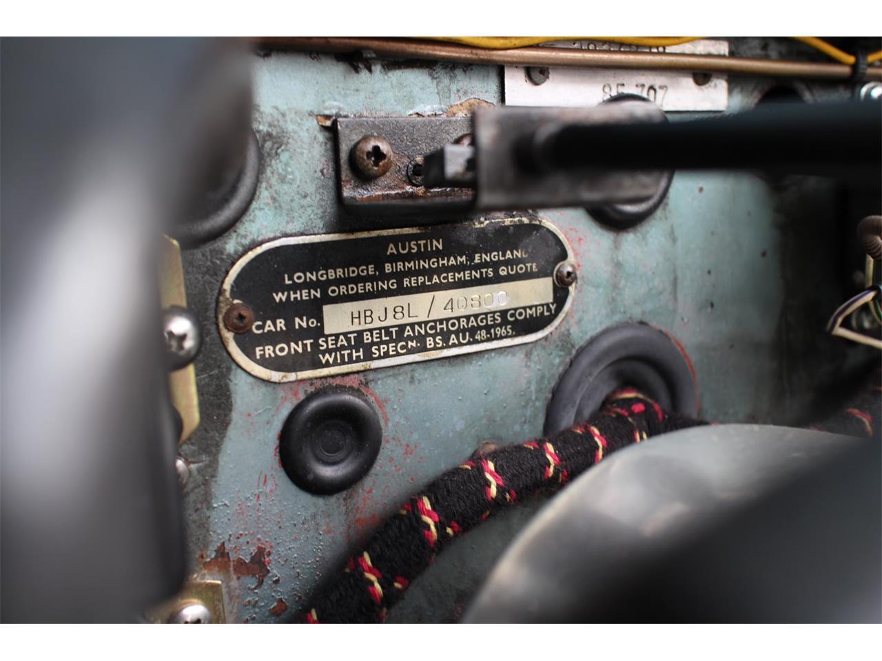 1967 Austin-Healey 3000 Mark III BJ8 (CC-1315583) for sale in New York, New York