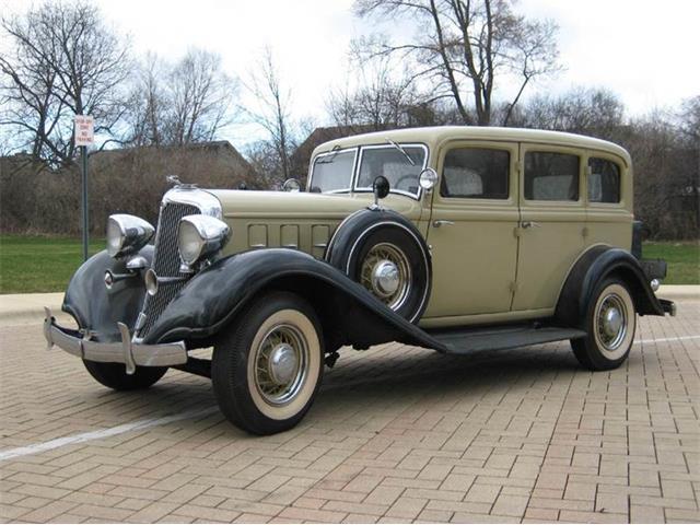 1933 Chrysler Imperial