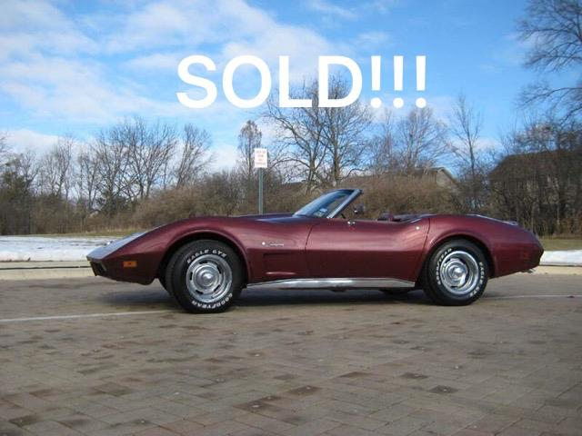 1974 Chevrolet Corvette (CC-1315592) for sale in Geneva, Illinois