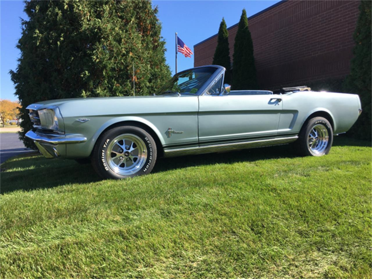 1965 Ford Mustang (CC-1315595) for sale in Geneva, Illinois