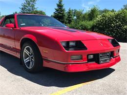 1987 Chevrolet Camaro (CC-1315599) for sale in Geneva, Illinois