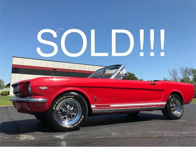1966 Ford Mustang (CC-1315600) for sale in Geneva, Illinois