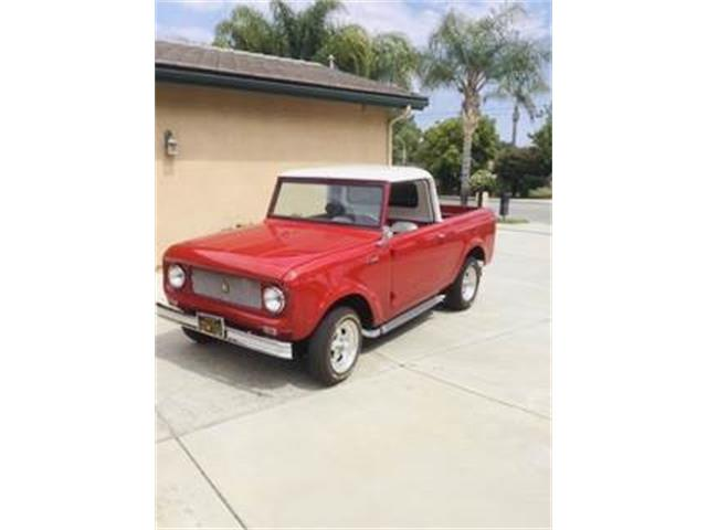1964 International Scout (CC-1315605) for sale in Geneva, Illinois