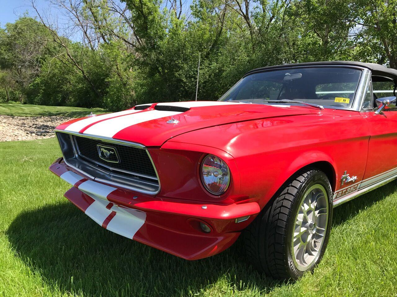 1968 Ford Mustang (CC-1315608) for sale in Geneva, Illinois