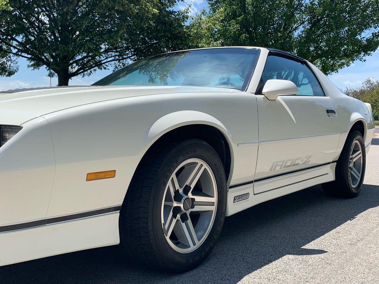 1986 Chevrolet Camaro (CC-1315610) for sale in Geneva, Illinois