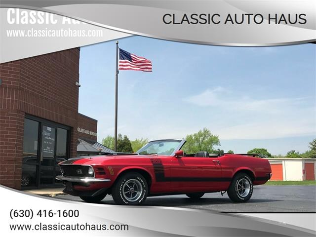 1970 Ford Mustang (CC-1315615) for sale in Geneva, Illinois
