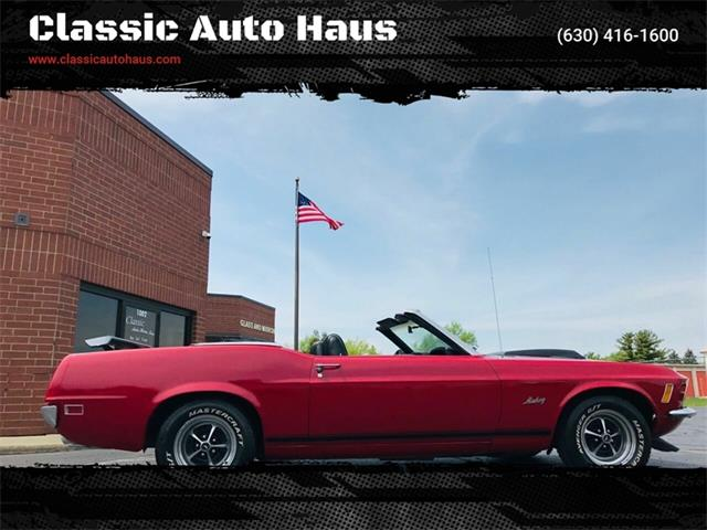 1970 Ford Mustang (CC-1315616) for sale in Geneva, Illinois