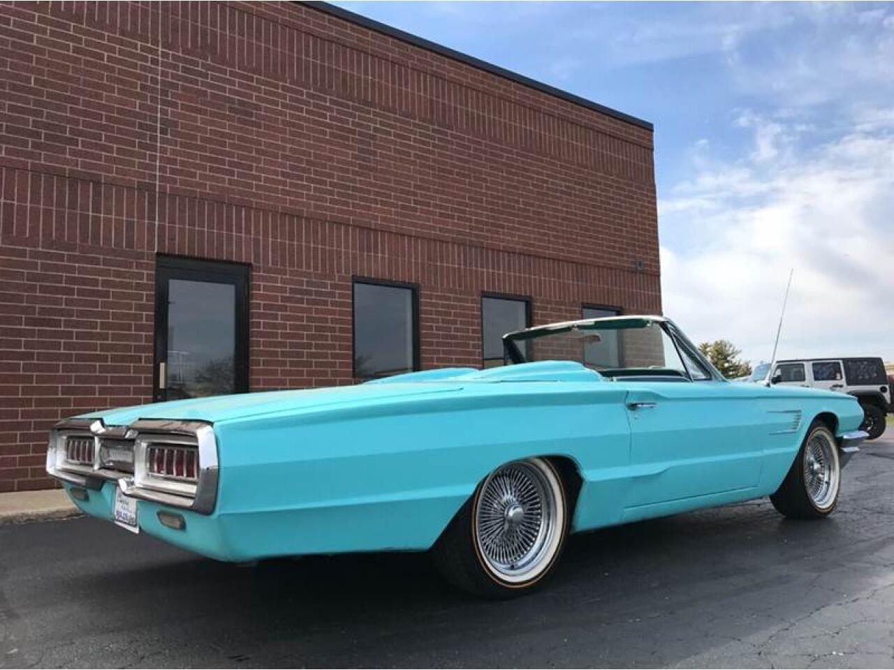 1965 Ford Thunderbird (CC-1315621) for sale in Geneva, Illinois